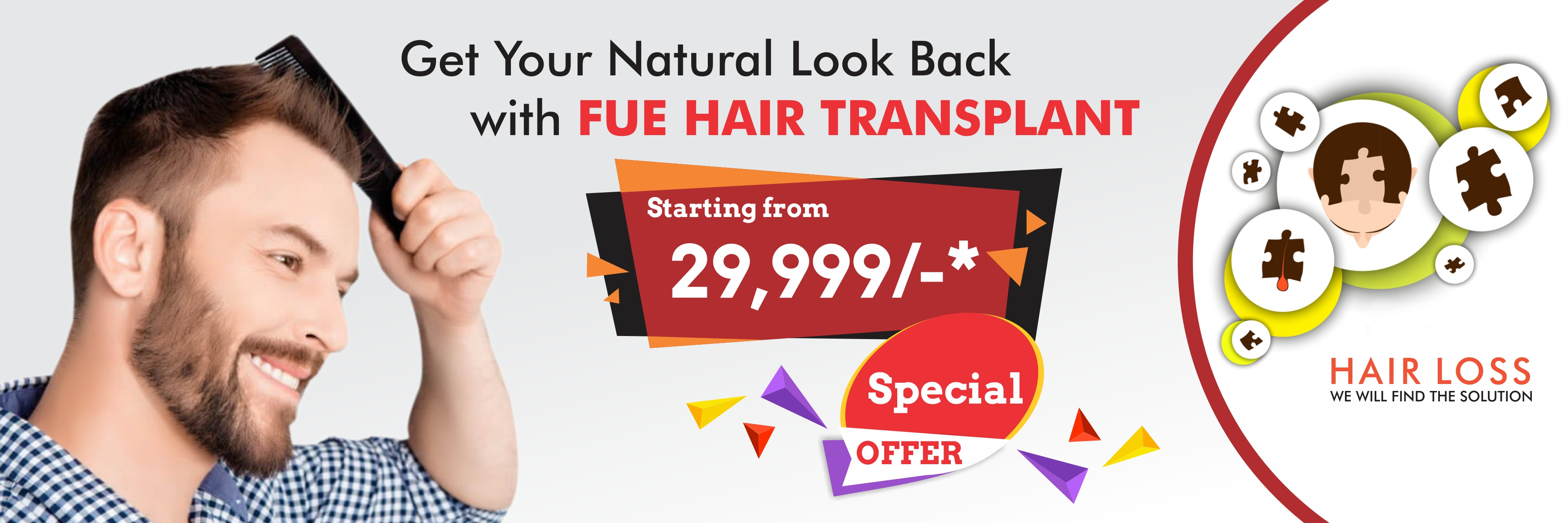 Hair Transplant Services in Punjab